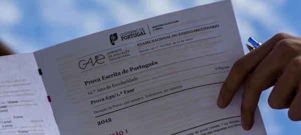 Exames Nacionais e Provas de Equivalência à Frequência – 2020