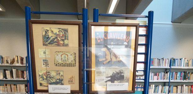 """Exposição – """"El Quijote, de la ilustración al arte"""""""