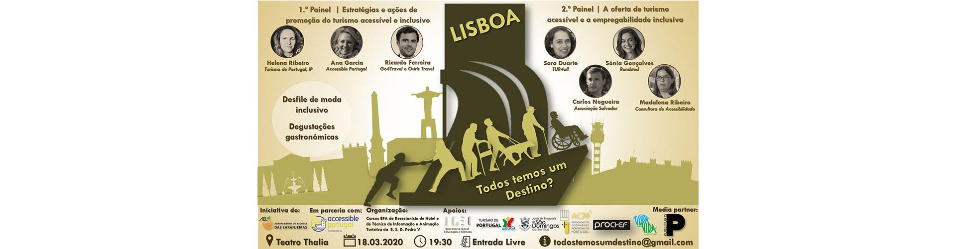 Lisboa: Todos Temos Um Destino?