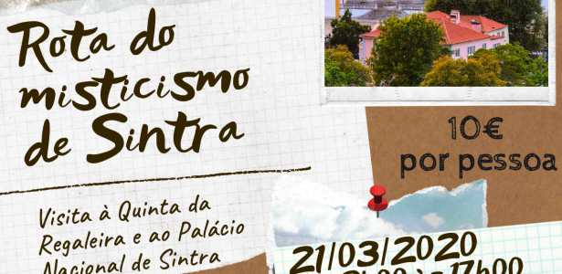 Visita de estudo – Rota do misticismo de Sintra
